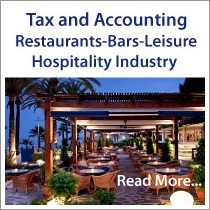 Article Tax and Accounting Restaurants