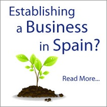 Article Establishing a Company in Spain