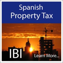 IBI Spanish Property Tax